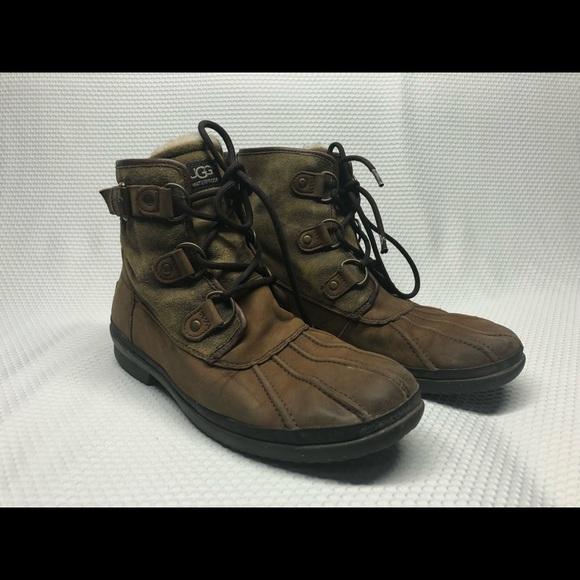 20e11e00d35 UGG Women's Cecile Winter Boot Chestnut 1007999